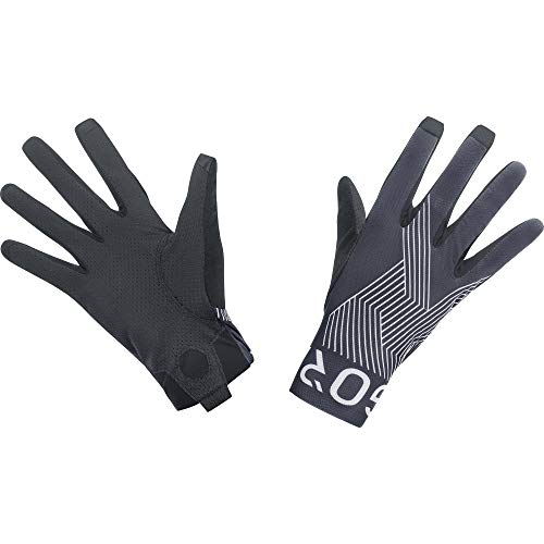 GORE Wear C7 Unisex Pro Handschuhe, 9, Dunkelgrau/Weiß