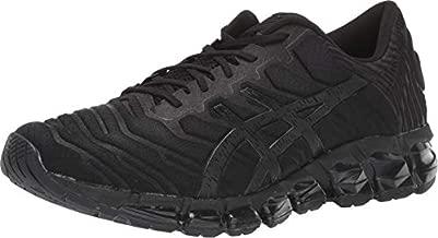 ASICS Men's Gel-Quantum 360 5 Shoes, 9M, Black/Black