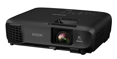 Epson Pro EX9220 1080p+ WUXGA 3,600 lumens color brightness (color light output) 3,600 lumens white brightness (white light output) wireless Miracast HDMI MHL 3LCD projector (Renewed)