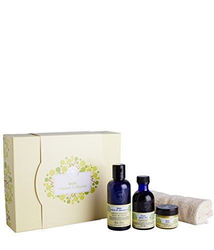 Neals Yard Remedies Baby Organic Collection New 2015