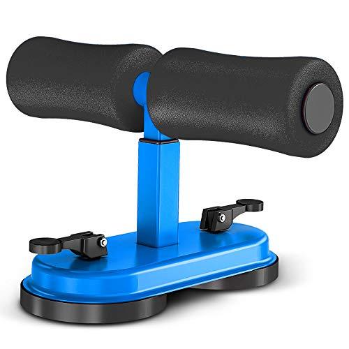 Dispositivo Sit-up Bar, Equipo Soporte De Abdominales, Equipo de Fitness Abdominal de Auto-Succión. (24 x 22 x 18cm)