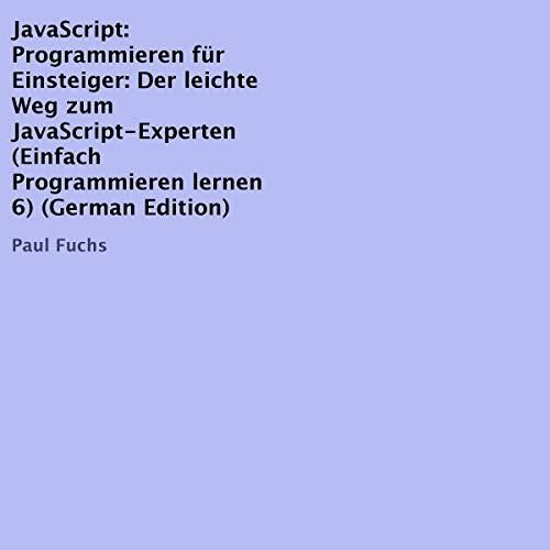 JavaScript: Programmieren für Einsteiger Titelbild