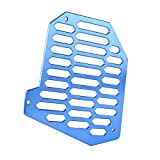 Radiator Grille Guard Cover Protection For Yamaha NMAX 125 155 /NVX155/AEROX 2016 2017 2018 Refined Motorcycle Accessories (Blue)