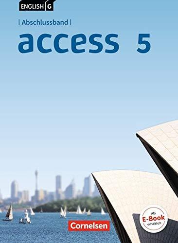 English G Access - Allgemeine Ausgabe: Abschlussband 5: 9. Schuljahr - Schülerbuch: Kartoniert