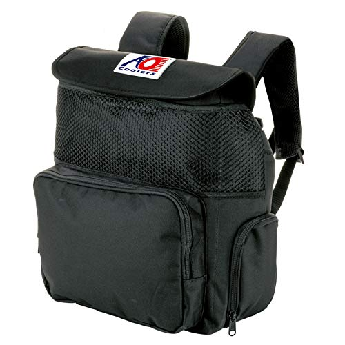 AO Coolers Backpack Soft Cooler High-Density Insulation