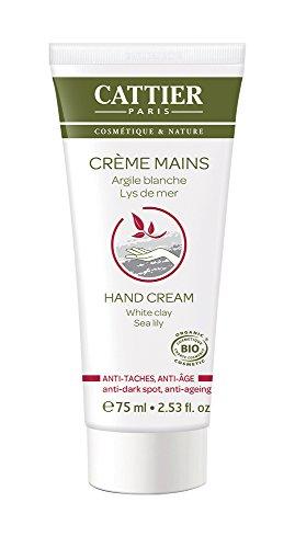 Cattier Crème Mains Anti-Taches Anti-Âge 75 ml