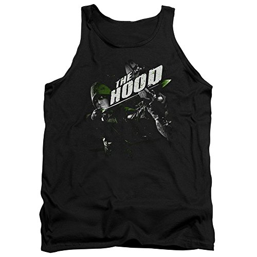 Green Arrow - Take Hommes Débardeur AIM -, Large, Black