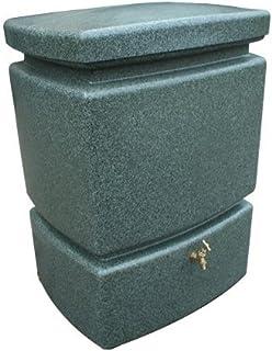 Ecosure 525L depósito de Agua en Verde mármol