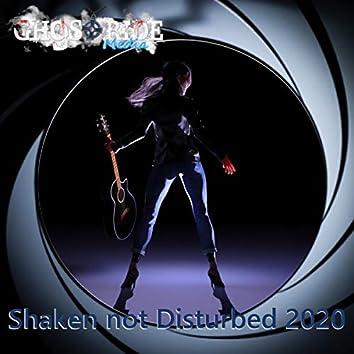 Shaken not Disturbed 2020 (Remix)