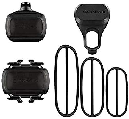 Sensor de Velocidade/Cadência para Bicicletas Garmin Preto