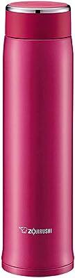 象印マホービン(ZOJIRUSHI) 水筒 ステンレス マグ ボトル 直飲み 600ml ディープチェリー ピンク SM-LA60-PV