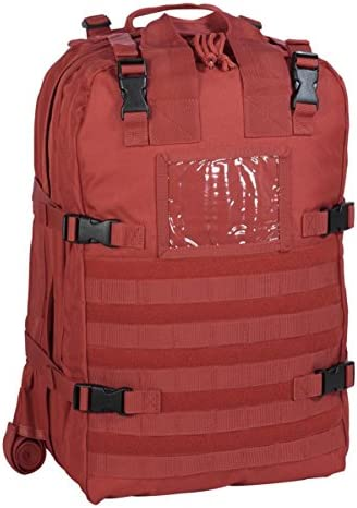 VooDoo Tactical 15 9590016000 Field Medical Pack Red product image