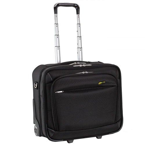 cocoono Drive Business Valise de cabine 46 cm compartiment ordinateur portable noir