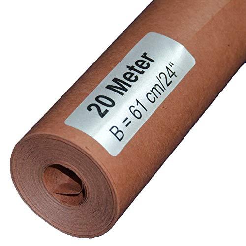 Pink Butcher Paper BBQ Kraftpapier/Das ORIGINAL aus USA (20 Meter) Metzger Papier