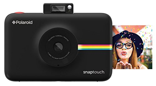 Polaroid POLSTB - POLAROID SNAP TOUCH INSTANT CAMERA BLACK
