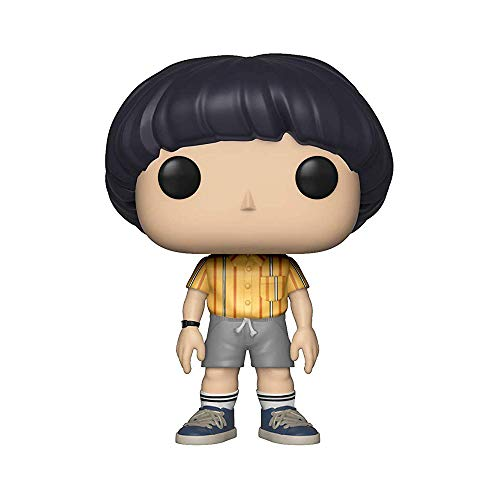 Funko- Pop Figura de Vinilo: TV: Stranger Things-Mike Coleccionable, Multicolor (40956)