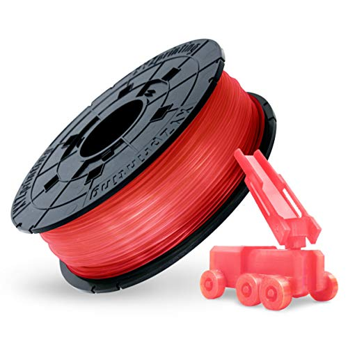 XYZ Printing 1.75 mm PLA Refill Filament - Red