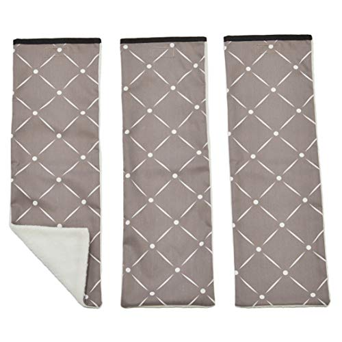 MidWest Homes for Pets Designer Ferret Nation/Critter Nation Ramp Covers (3-Pack)