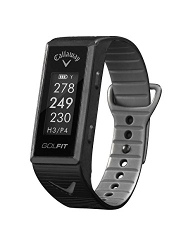 Fantastic Deal! Callaway GolFIT GPS Band Black