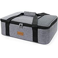 Lifewit Insulated Casserole Dish Carrier Thermal Lasagna Lugger