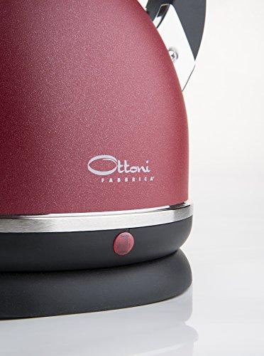 Ottoni-Fabbrica-Elektrischer-Wasserkocher-aus-Edelstahl-Made-in-Italy-17L-2400WAutomatische-AbschaltungBPA-freiHerausnehmbarer-KalkfilterTrockenlaufschutz360-BasisAlice-Amarena-Kirschfarbe