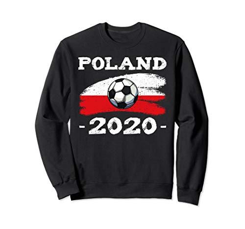Poland 2020 - Soccer Fussball Polska Polen Polnisch Fan Sweatshirt