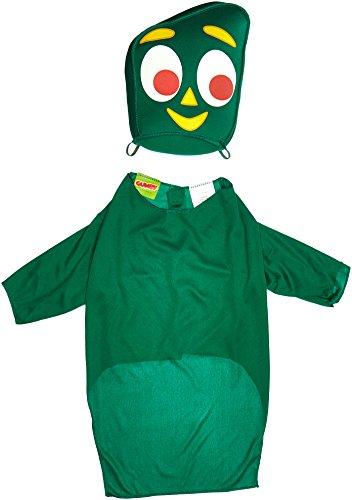 Rasta Imposta Gumby Dog Costume, Large