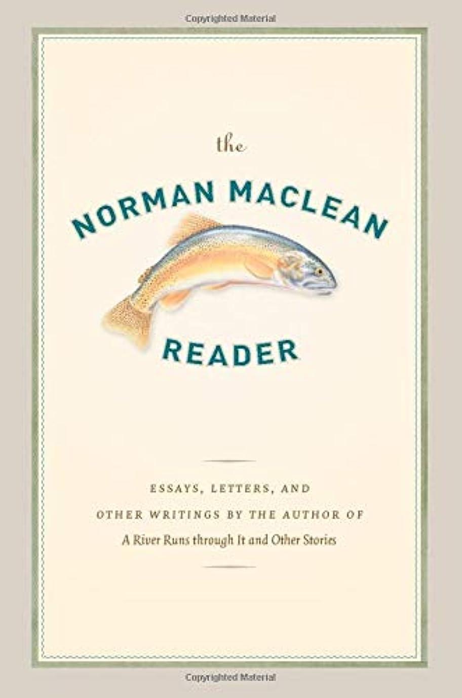 財政レンドプライバシーThe Norman Maclean Reader