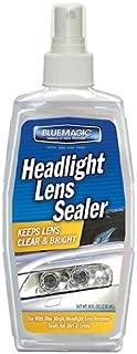 Blue Magic 730-06PK Headlight Lens Sealer - 8 fl. oz. Pump Spray, (Pack of 6)