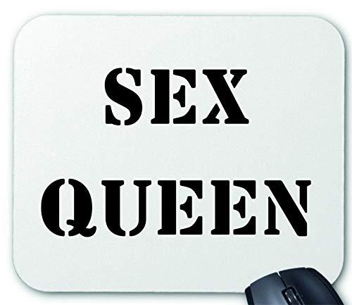 Sex Queen Stof Computer Muismat