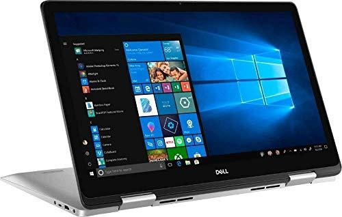 Dell Inspiron 17 7000 2-in-1 Flagship 17.3' FHD IPS Touchscreen Laptop/Tablet, 10th Gen Intel Quad-Core i7-10510U, 32GB DDR4 1TB SSD 2TB HDD, 2GB GeForce MX250 Backlit KB Fingerprint Reader Win 10