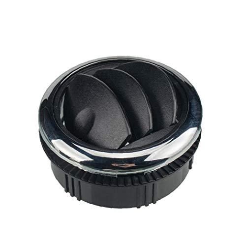 Luftauslaß Streifen Autoklimaanlage Interne Belüftungsöffnung Knob Klimaanlage Thermisch Steuerungsschalter Knobstyle 1