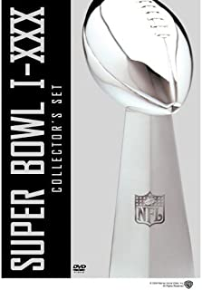 Nfl Super Bowl Collection: Super Bowls I-xxx
