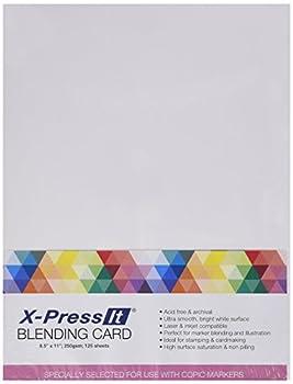 xpress it blending card