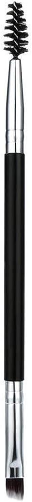 Tallia Mens Black Printed Collared Classic Fit Stretch Dress Shirt L 16/16.5-34/35