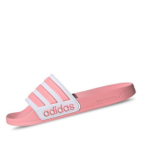 adidas Adilette Shower, womens Slide, Glory Pink/Footwear White/Glory Pink, 37 EU