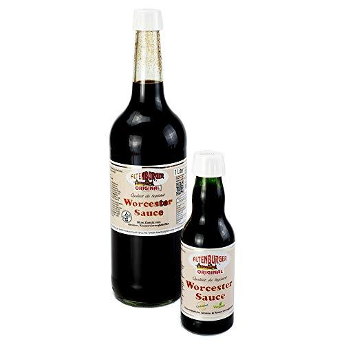 Altenburger Original Worcester Sauce, 200ml, Worcestershire Sauce glutenfrei, laktosefrei, vegan, ohne Zusatz von Aromen - 6