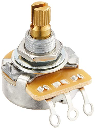Allparts EP-4985-000 CTS Potentiometer (Poti, 250K, linear)