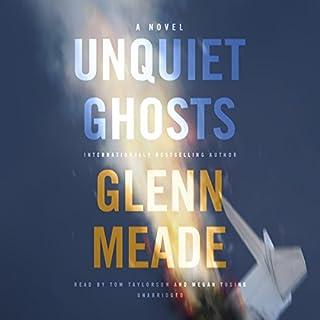 Unquiet Ghosts cover art