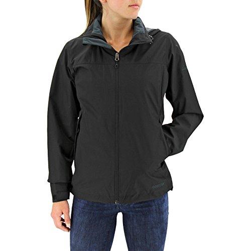 adidas Outdoor Women's 2 Layer Wandertag Gore-Tex Jacket, Black, X-Small