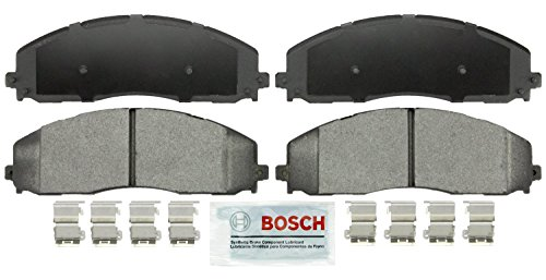 Bosch Bsd1680 Severe Duty 1680 Severe Duty Disc Brake Pad