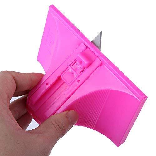 HEEPDD Anspitzer, bidirektionale Schneide Plotter mit 45- und 90-Grad-Klingen Karton Präziser Montageschneider für KT-Kartenkarten Art Picture Framing