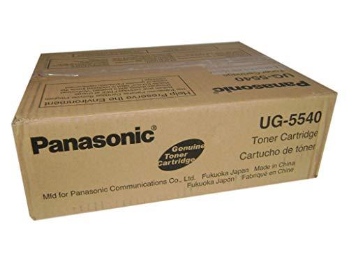 Panasonic UG 5540 - Black - original - toner cartridge - for Laser Fax UF-7100, Panafax UF-7000, UF-8000, UF-8100, UF-9000, WORKiO DP-180, DP-190