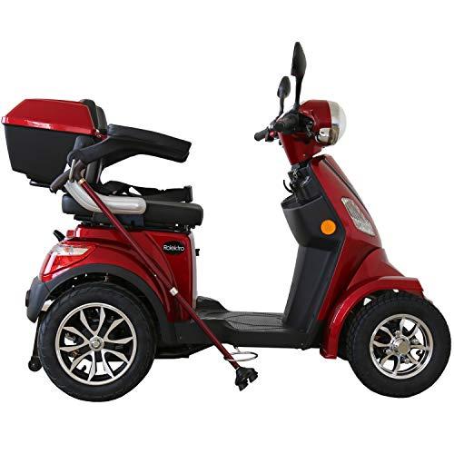 E Quad Elektromobil 4 Rad 1000W Bild 6*