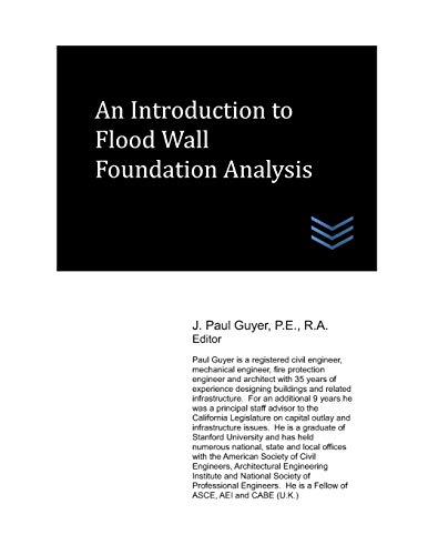 An Introduction to Flood Wall Foundation Analysis