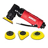 AIRCAT 6320 Power Detail Sanders, Small, Red
