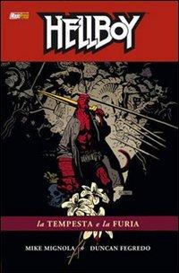 La tempesta e la furia. Hellboy (Vol. 12)