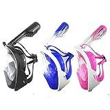 JHYYGUO Tauchermaske Tauchermaske Atemmaske Schnorcheln Unterwasser Hot Modelle