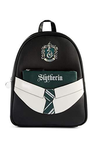 Harry Potter Slytherin Schuluniform Rucksack und Federmäppchen