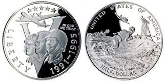 ww2 50th anniversary coins